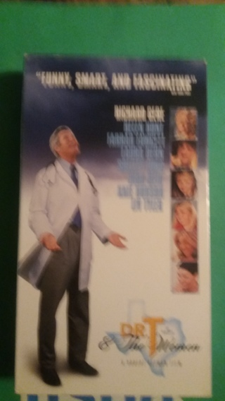 vhs dr t & the women free shipping