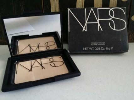NARS Pressed Setting Powder in shade FLESH~100% Authentic☆FREE SHIP ☆°•Kazzah
