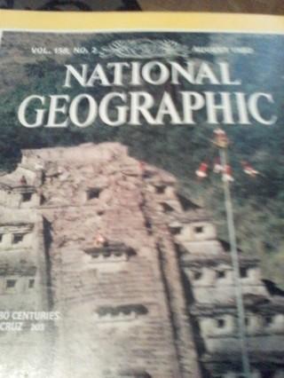 Nat. Geo.Mag.  Aug.1980
