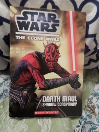 Star Wars The Clone Wars - Darth Maul Book