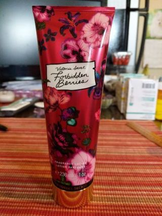 Victoria's Secret forbidden berries fragrance solution