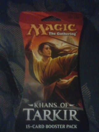 NIP Magic the Gathering Booster Pack