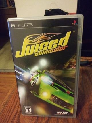 Juiced Eliminator PSP