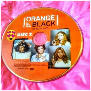 Orange is the New Black dvd - Lesbian Prison series - unrated - 100 minutes