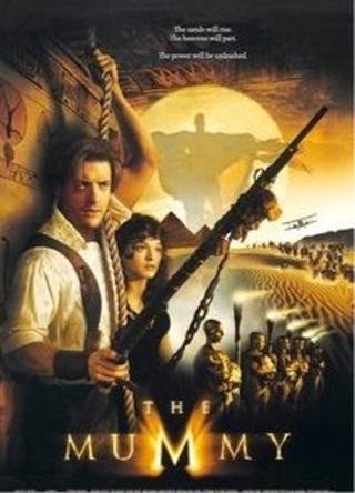 The Mummy(1999) HD digital copy