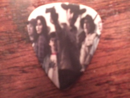 New walking dead guitar pick printed on both sides