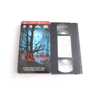 The Watcher In The Woods VHS