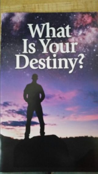 Three Christian booklets