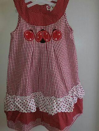 Girl summer dress size 5