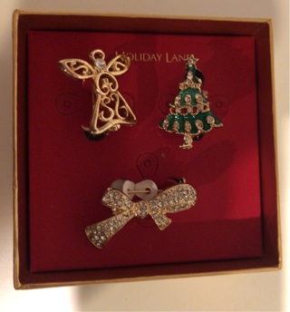 Holliday broach set