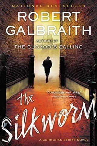 The Cormoran Strike: The Silkworm No. 2 by Robert Galbraith (2015, Paperback)