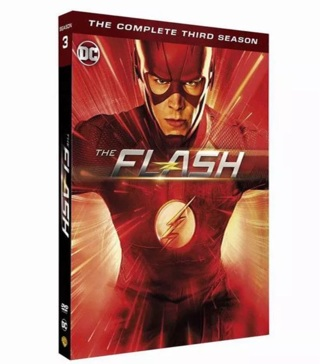 Flash • Season 3 • Sealed.