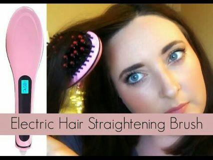 Straighten brush