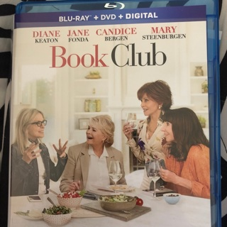 Free: Book Club *digital copy only* - Other DVDs & Movies