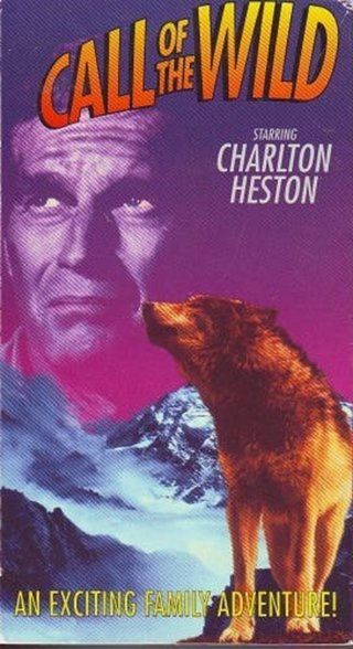 Call of the Wild...with Charlton Heston (VHS)