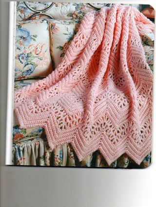 Free Victorian Lace Afghan Pattern Crochet Listia Auctions