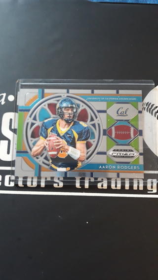 Aaron Rodgers lot G.B Packers