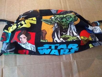 Adult Star Wars Face Mask