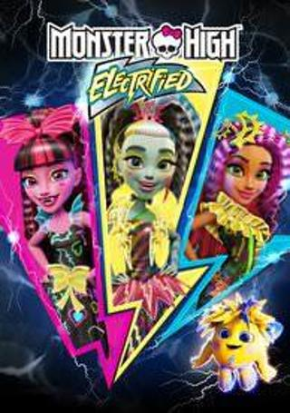 Monster High Electrified HD Digital Copy