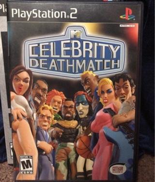 Celebrity DeathmatchPS2