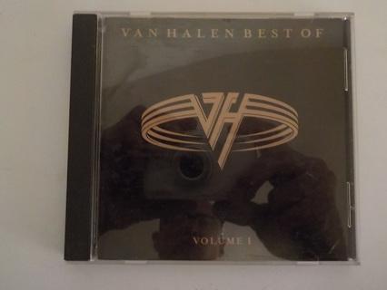 VAN HALEN CD BEST OF VOLUME 1