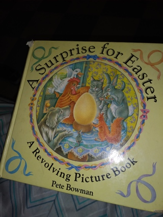 A used baby book