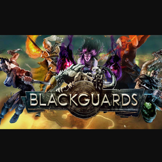 Blackguards STEAM KEY