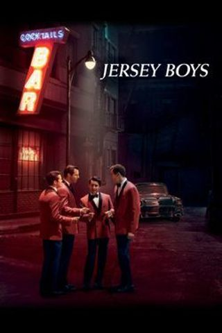 Jersey Boys- Digital Code Only- No Discs