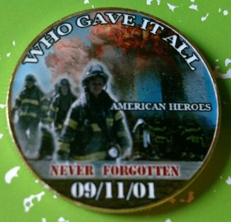 American Heroes Who Gave it All – Never Forget 9/11/01