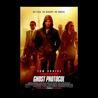 Mission Impossible: Ghost Protocol HD digital