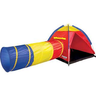 Discovery Kids - Adventure Play Tent - Red/Blue/Yellow