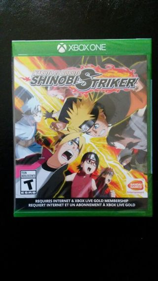 Naruto Xbox one Game