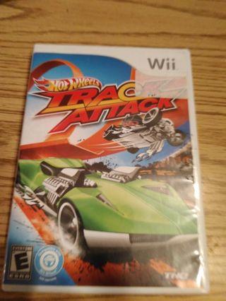 Hot wheels racing Nintendo Wii game