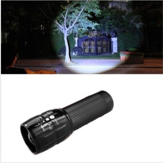 5000LM LED Zoomable Flashlight