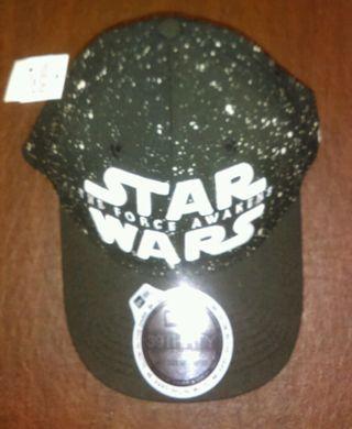 Star Wars Force Awakens Baseball Cap Disney Parks New Era NWT