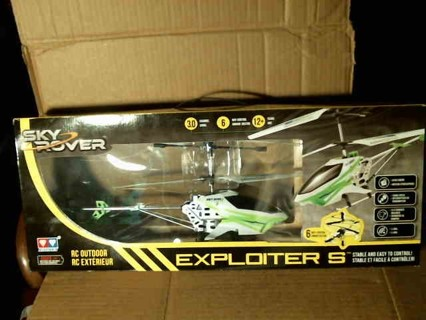 Free: New in Sealed Box: Sky Rover Exploiter S Outdoor Remote