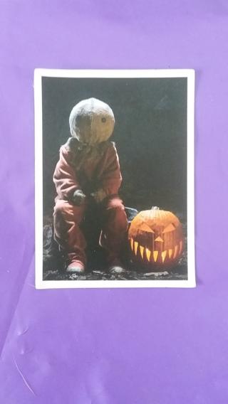 Kinda Creepy Pumpkin Guy