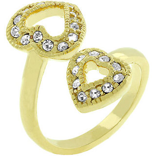 I must be crazy!!!MOTHERS DAY!! Heart-To-Heart Ring