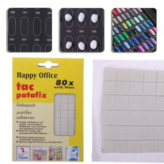 1pc Nail Art Tack-It Multi-Purpose Adhesive Glue Clay Stick Care Plasticine Tips