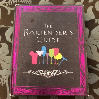 The Bartenders's Guide Hardcover