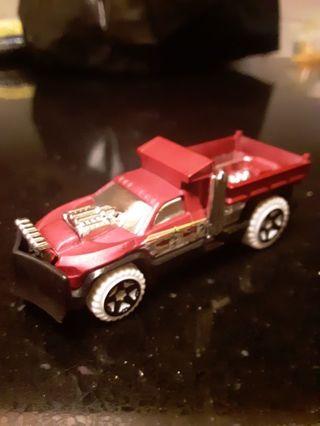 Hot wheel truck