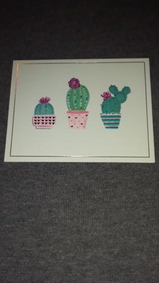 Notecards - Cactus Pots