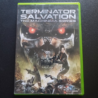 Terminator Salvation Anime