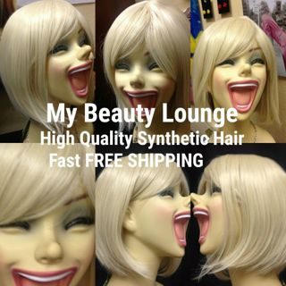 Blonde Wig ❤ BRAND NEW ❤Fast Free Shipping with Tracking