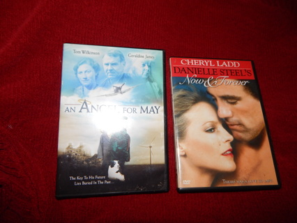 4 dvds good condition