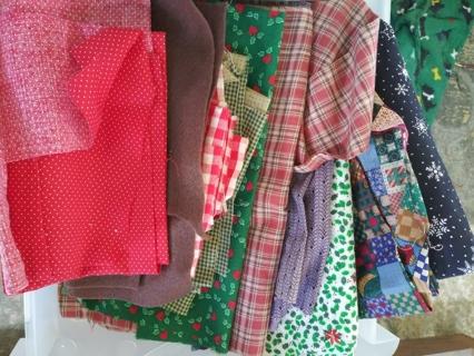 Bits Of Fabric