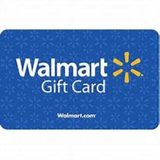 $8 Walmart Gift card