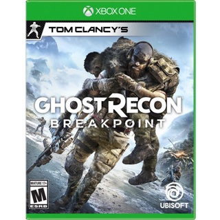 ❎ XBOX ONE  Tom Clancy's GHOST RECON BREAKPOINT!  |  ⭐️ Brand NEW/Sealed!!