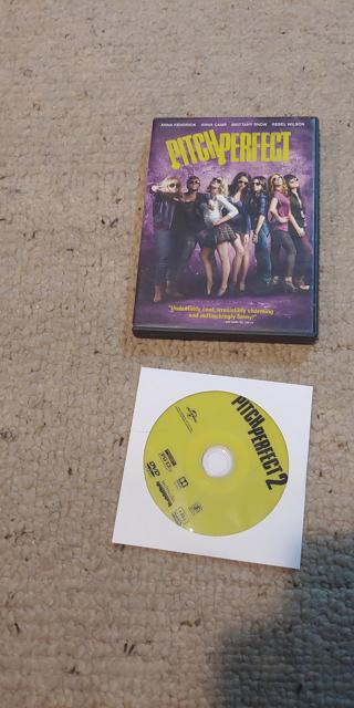 Pitch Perfect 1 & 2 DVD