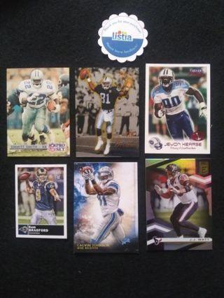 NFL HOF (Emmitt, Brown, Kearse, Megatron & More)
